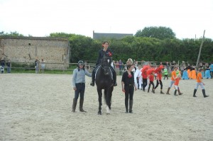 spectacle equestre dressage laurence rolus