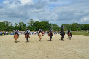 spectacle equestre orne ecuries
