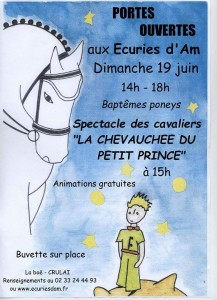 spectacle equestre 2016
